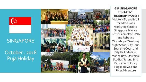 GIP Singapore poster