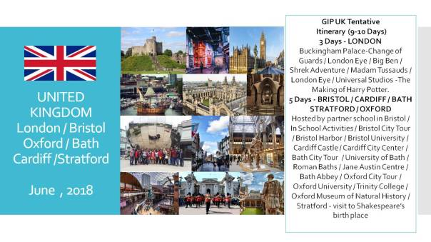 GIP UK poster