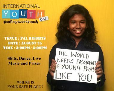 Meeru IYD 2018 poster