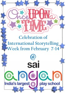 International Storytelling Week 2019 Logo for FB