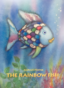 Rainbow Fish book cover