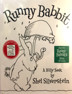 Runny Babbit book cover